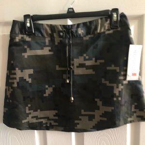 Syrup Skirts - Syrup skirt. Army green color. Adjustable waist